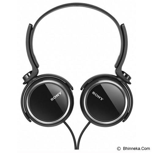SONY Headphone [MDR-XB 250] - Black - Headphone Portable